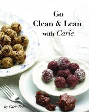 Front Go clean and lean with carie
