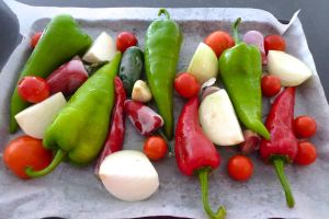 Roasted Pepper Sauce1 Raw