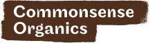 Commonsense Organics Logo