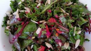 Superfood Salad close up 1