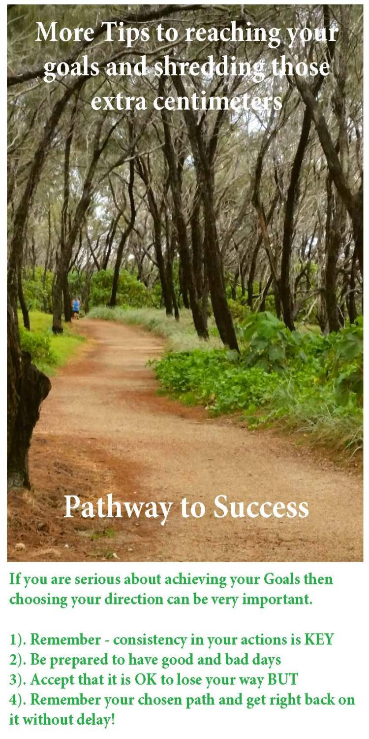 Pathway to success post