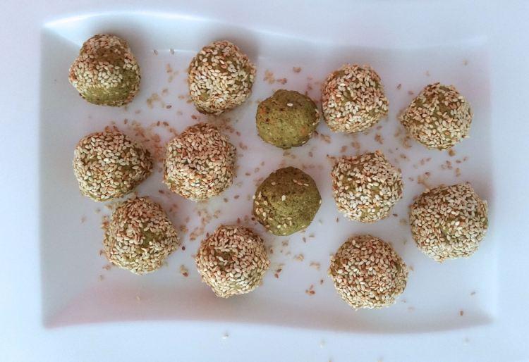 Savoury Balls 3 - oblong