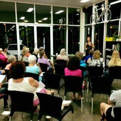 Wray Legume Audience Workshop 17-3-16